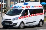 Krankentransport SMH - KTW (B-QB 1508)