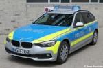 NRW6-3136 - BMW 318d Touring - FuStW