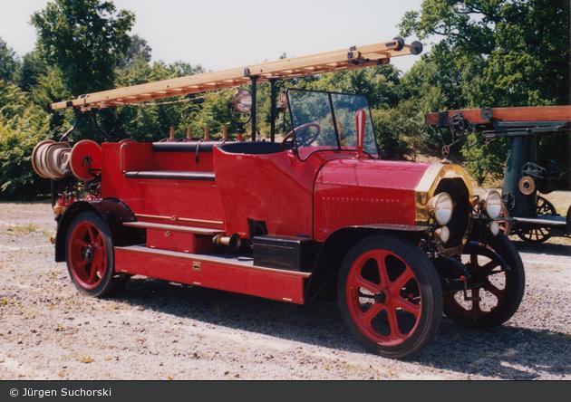 Apeldoorn - Brandweer - Motorspritze (a.D.)