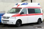 Ambulance Berlin Süd - KTW - Arnold 205 (B-AB 2059)