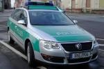 SN-3906 - VW Passat Variant - FuStW (a.D.) - Wismar