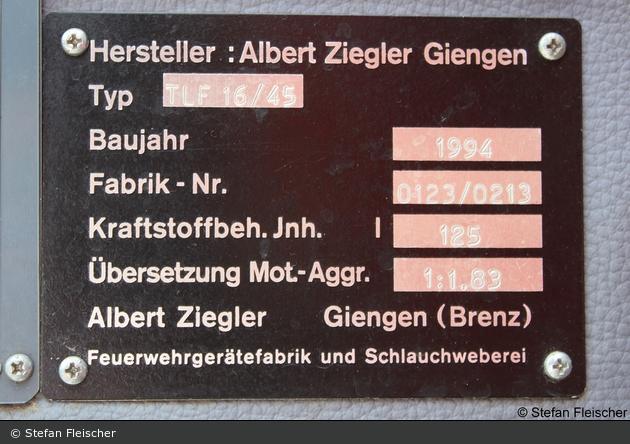 Florian Wittichenau 11/26-01