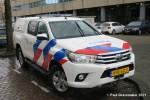 Amsterdam - Politie - Unit Bereden Politie - PftraKw - 0330