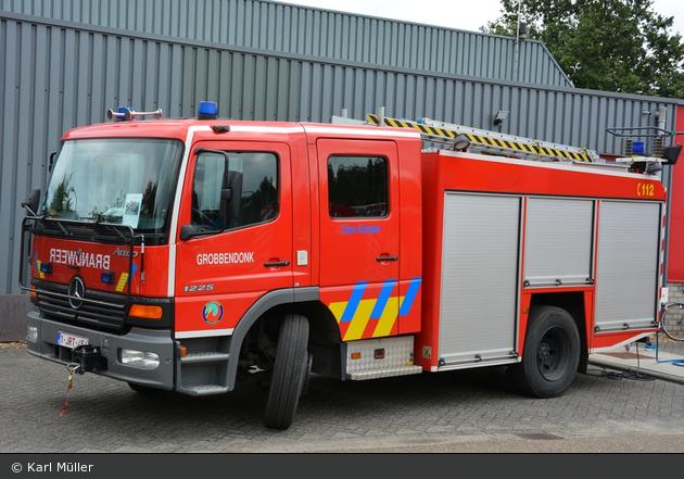 Grobbendonk - Brandweer - GW