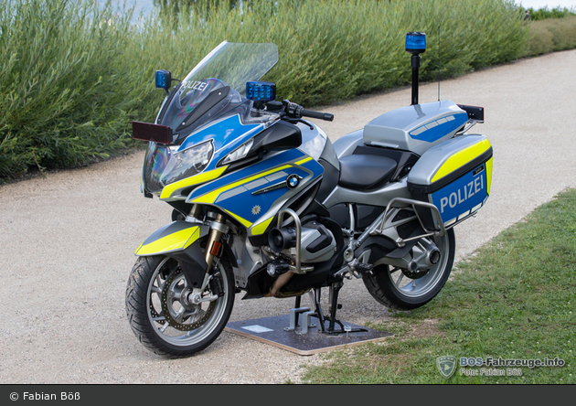 BWL4-2185 - BMW R 1250 RT - Krad