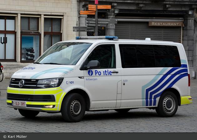Antwerpen - Lokale Politie - FuStW - AL 424