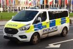 London - Metropolitan Police Service - leMKw - ELU