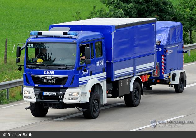 Heros Frankfurt - MLW (THW-90632)
