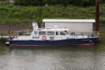 WSP 04 - Streifenboot