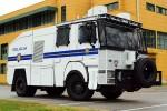 Zagreb - Policija - Interventna Jedinica - WaWe