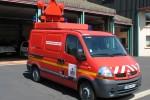 Saint-Flour - SDIS 15 - GW-Verkehr