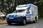 Praha - Policie - 4AN 5826 - Tatortfahrzeug