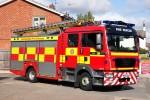Saxilby - Lincolnshire Fire & Rescue - WrL/R
