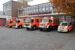 HH - BF Hamburg - F 25 Billstedt - Fahrzeuge (11/2018)