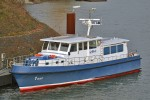 WSP 1- Befehlsstand- und Ausbildungsboot