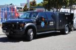San Francisco - San Francisco Police Department - E.O.D. Unit - Delaborierfahrzeug - K607