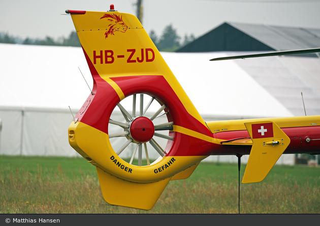 HB-ZJD (c/n: 0008)
