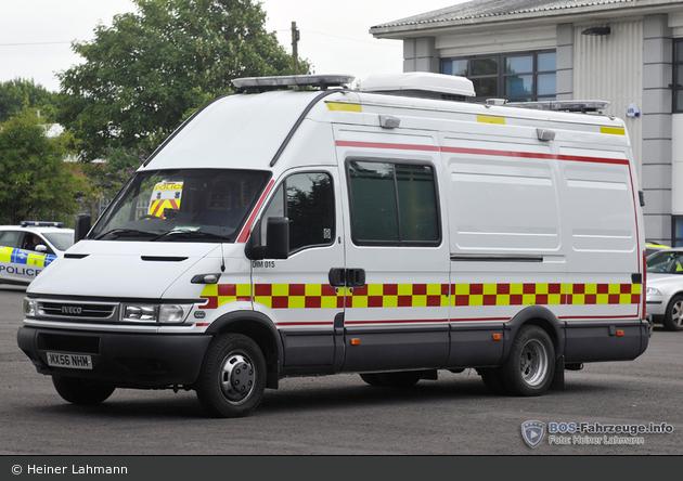 Winchester - Hampshire Fire and Rescue Service - DIM