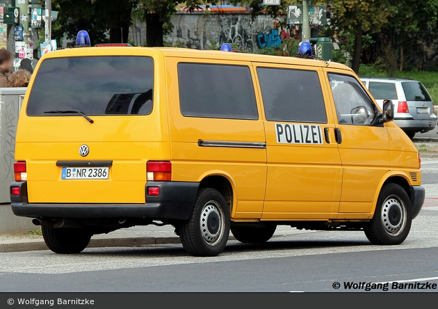 B-NR 2386 - VW T4 - BeDoKw (a.D.)