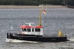 WSA Hamburg - Schub- und Aufsichtsboot - Pirol