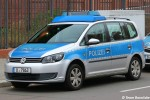 B-7863 - VW Touran - FuStW