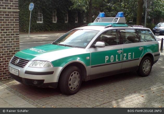 Aurich - VW Passat B5 Variant - FuStw (a.D.)