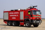 Lusaka - National Airports Corporation - Crash Tender - F2