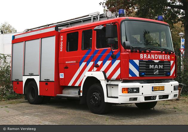 Eindhoven - Brandweer - HLF - 22-5035