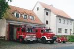 HB - FF Bremen Grambkermoor F12 - Fahrzeugpark 2004