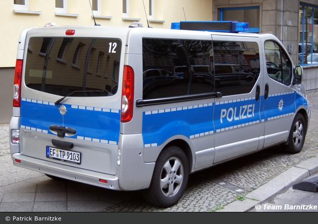 EF-TP 9103 - Opel Vivaro - Führungsfahrzeug