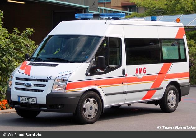 Krankentransport AMG - KTW 04