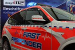 xx-xxxx - BMW X3 - Design112 - First Responder
