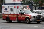 FDNY - EMS - Ambulance 470 - RTW
