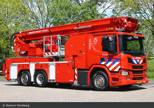 Velsen - Brandweer - TMF - 12-2450