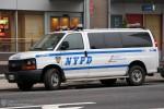 NYPD - Manhattan - Strategic Response Group 1 - HGruKW 8645