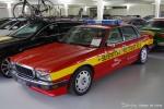 Silverstone - Fire Service - Fire Tender No 9 (a.D.)