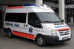 Ambulanz Akut - KTW (HH-UF 661)