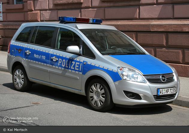 WI-HP 7235 - Opel Zafira - FuStw