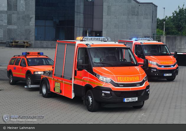 HH - BF Hamburg - VRW-T