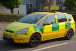 Ford S-Max - SG Medical Services - PKW (a.D.)