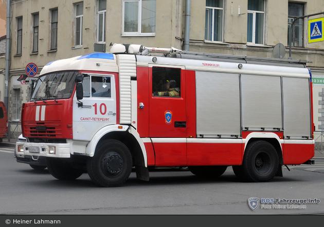 Sankt Petersburg - FW - TLF