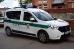 Kaunas - Lietuvos Policija - FuStW - K1718