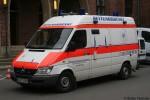 Krankentransport Berliner Rettungsdienst Team - BRT-03 KTW