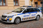 Kutná Hora - Městská Policie - FuStW - 3SR 8156