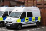 Liverpool - Merseyside Police - Van