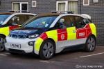 London - Fire Brigade - Car - CH 780