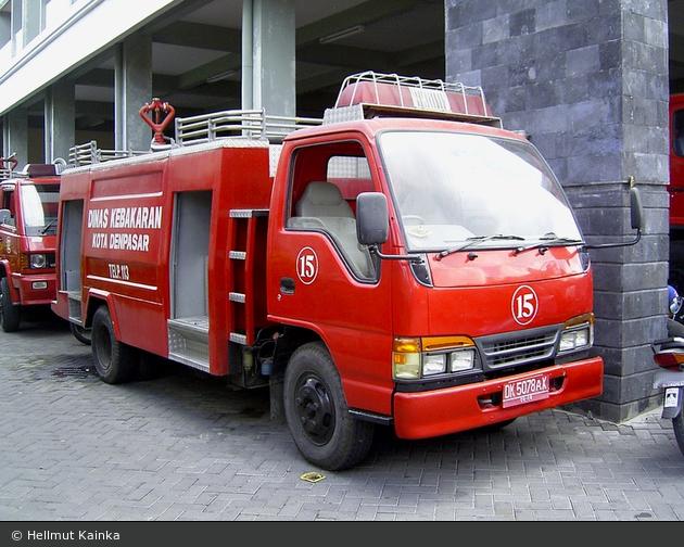 Einsatzfahrzeug: Bali - Denpasar - Feuerwehr - TLF - BOS ...