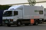 BP35-557 - MB Atego 1228 - Entschärferfahrzeug