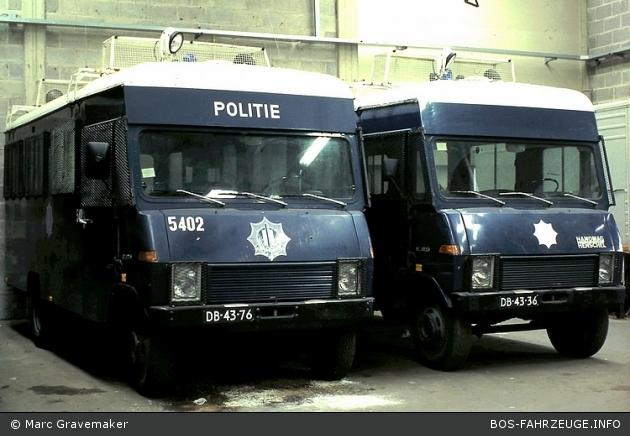 Amsterdam - Gemeentepolitie - BefKrW (a.D.)