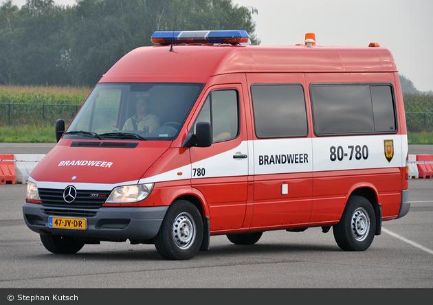 's-Hertogenbosch - Brandweer - MTW - 80-780